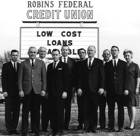 1967 Robins Financial board of directors